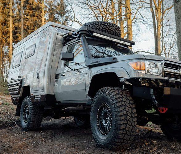 Toyota Truck Camper Series 7