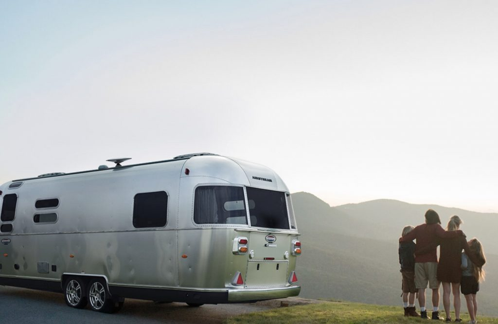Best RVs- Airstream Exterior