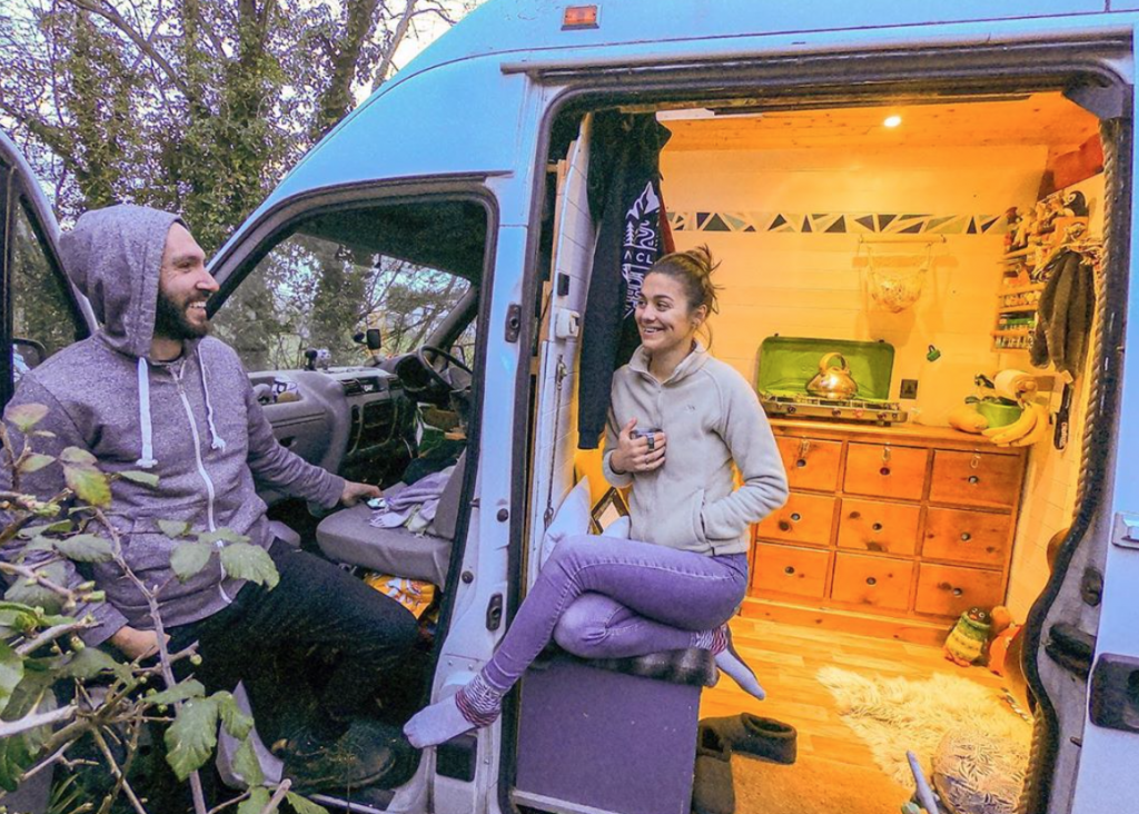 vanlifers coping with self isolation - vincentvanlife