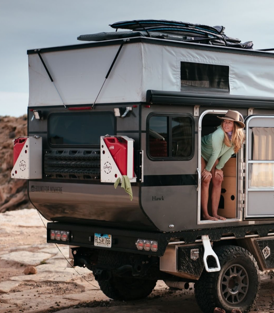 Van Life America - going off grid