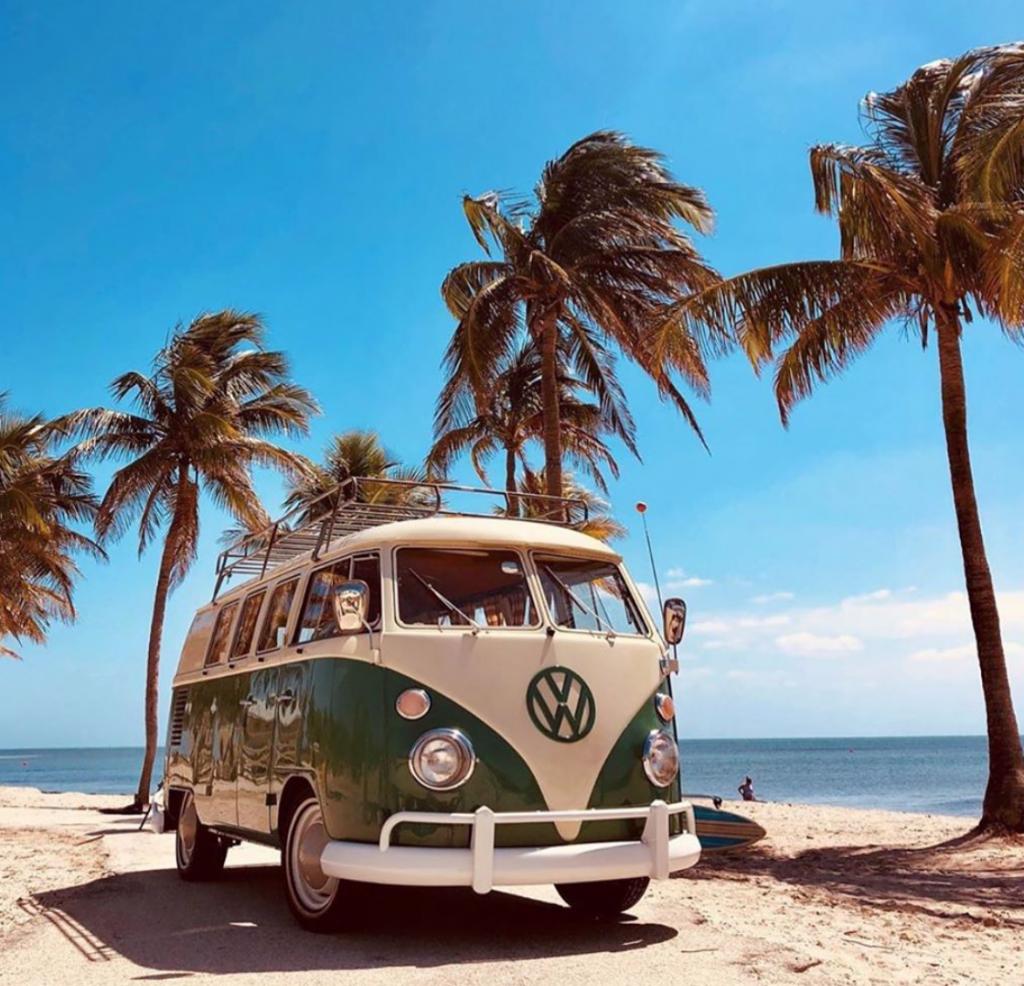 Van Life America - VW Bus Camper