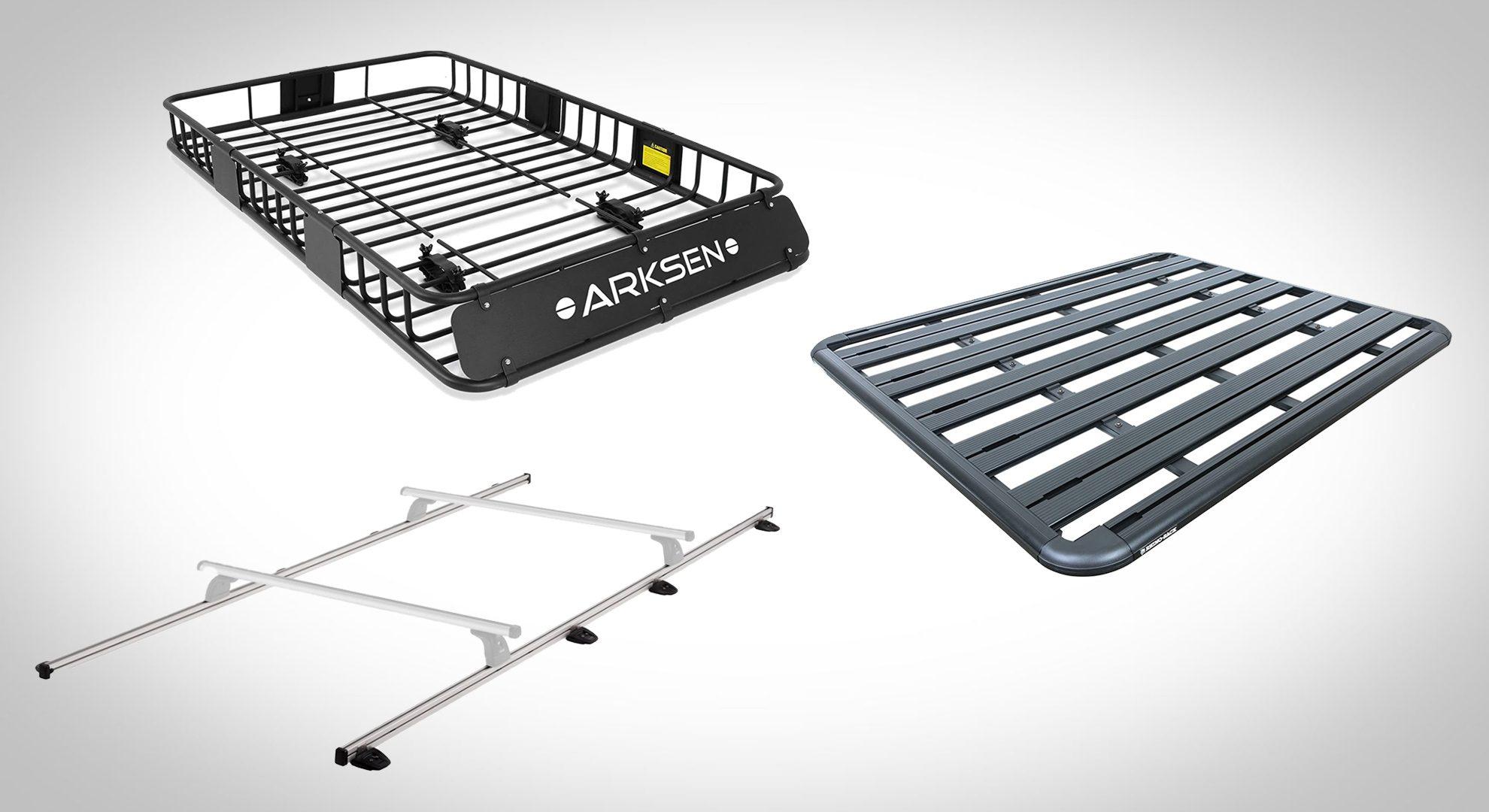 roof racks campervan