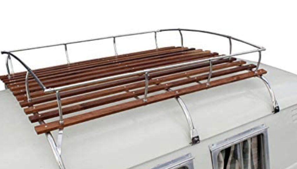 Best campervan roof racks - vintage vw rack
