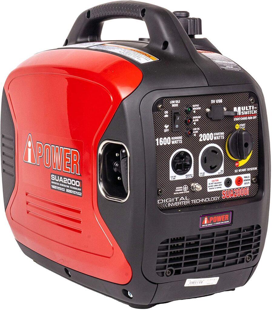 best suitcase generators - A-iPower