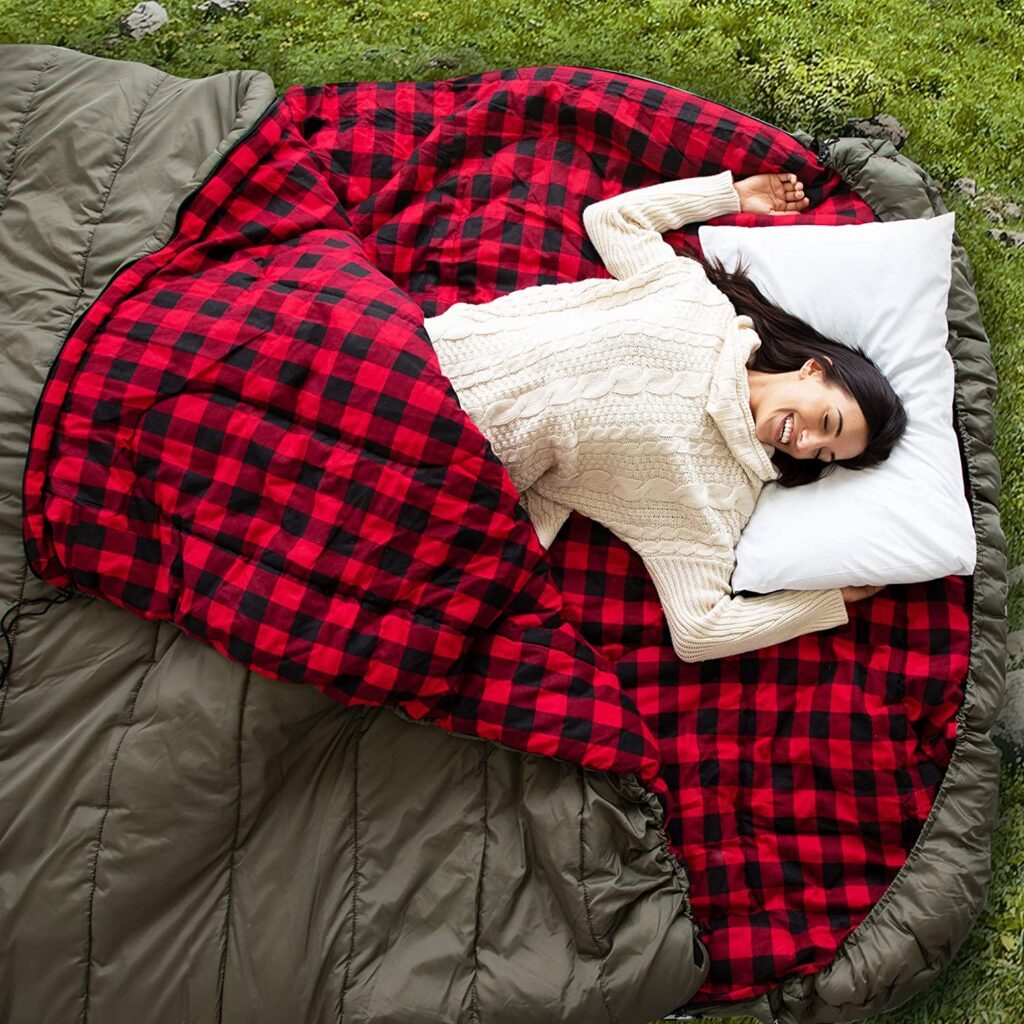Axiatic Kodiak King - Best Double Sleeping Bags