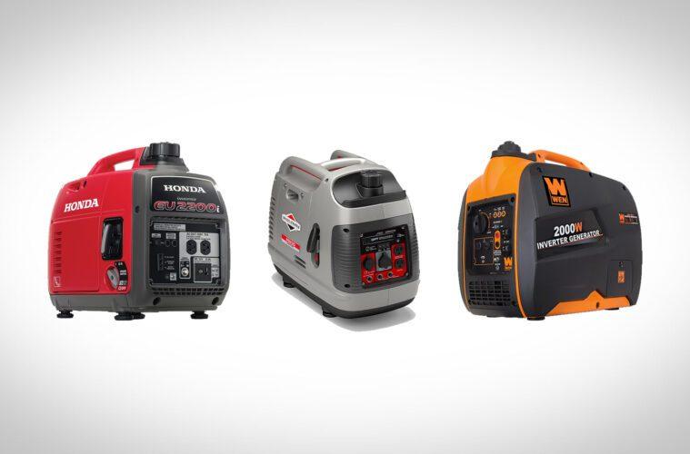 Best Suitcase Generators for campervans