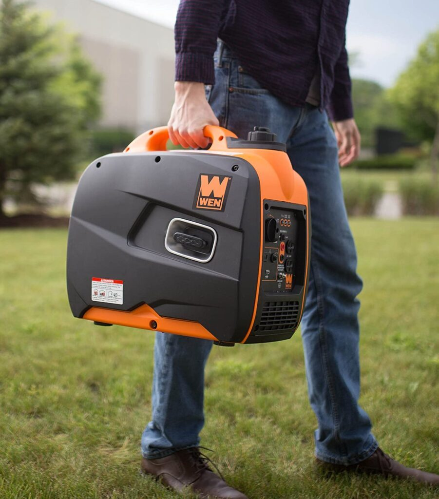 The best suitcase generators are light and easy to carry