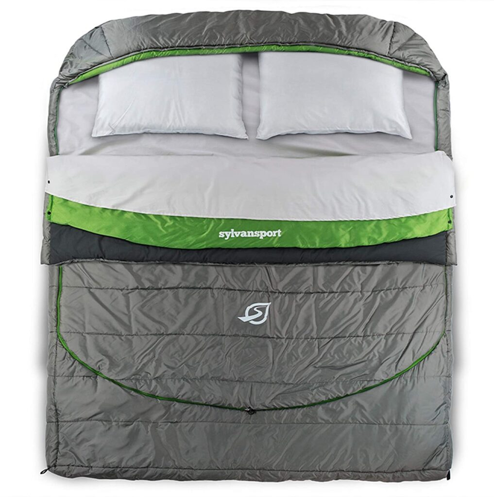 SylvanSport Cloud - Best Double Sleeping Bags