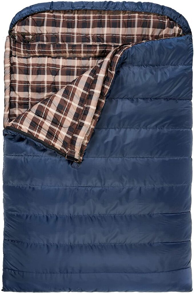 Best Double Sleeping Bags - Teton Sports Mammoth