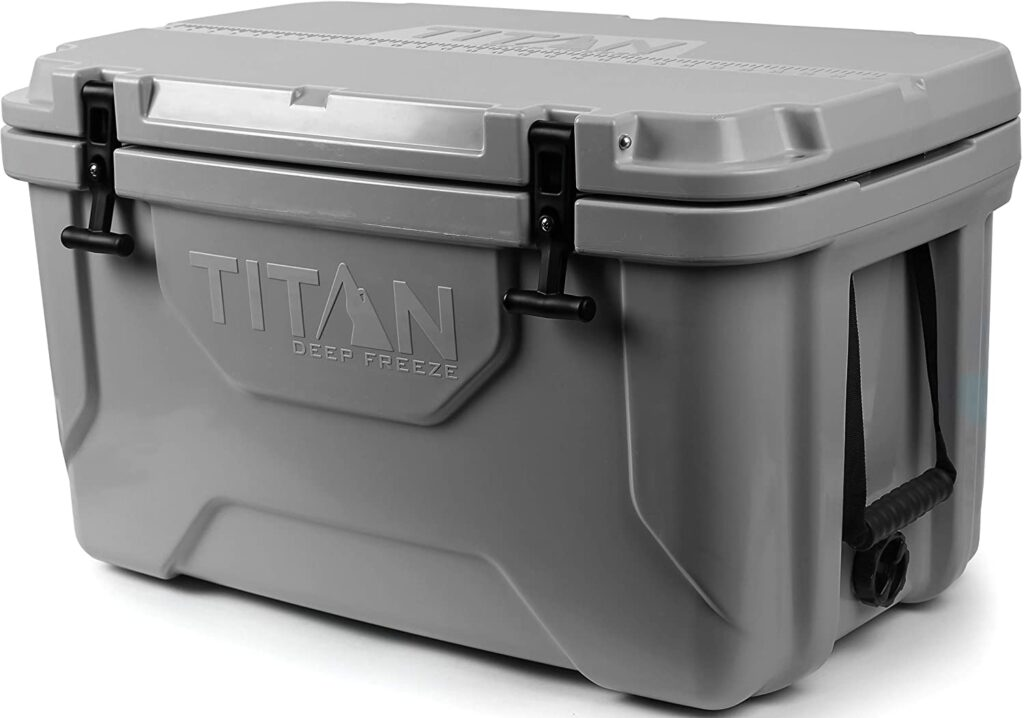 Titan Deep Freeze coolbox