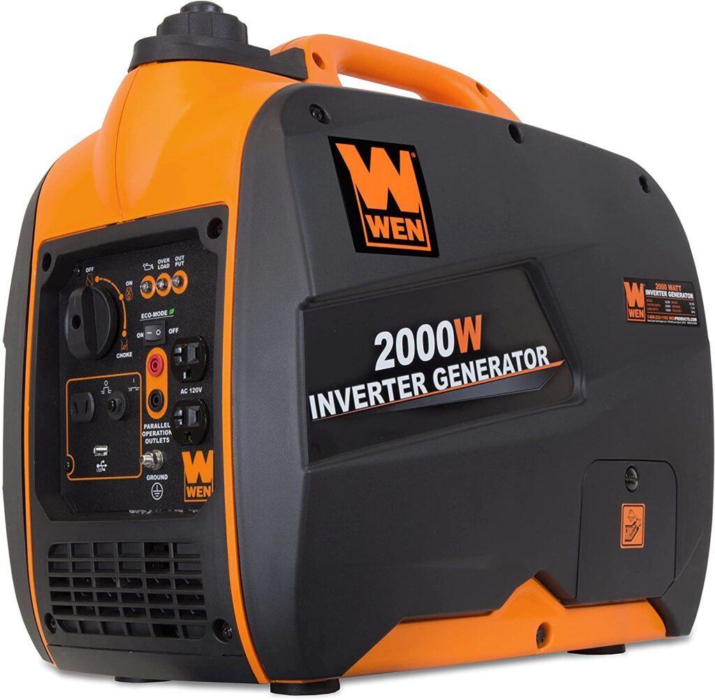 best suitcase generators - WEN