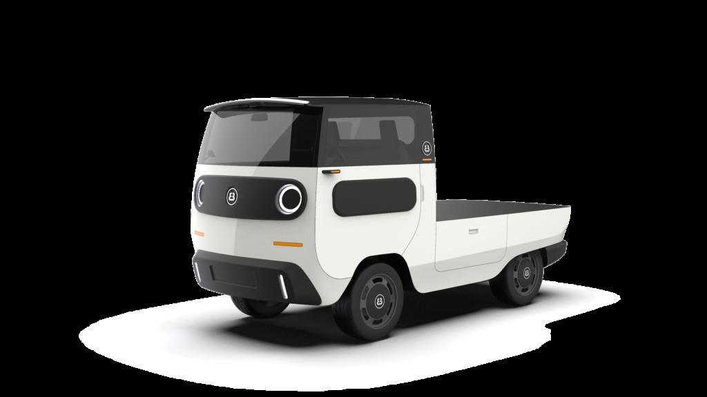 eBussy electric camper van - base model