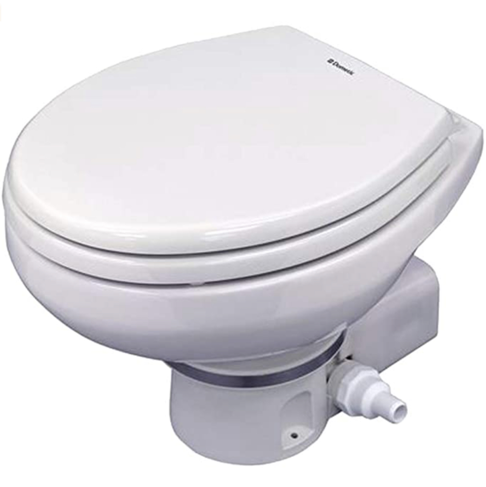 RV Toilet - Dometic MasterFlush