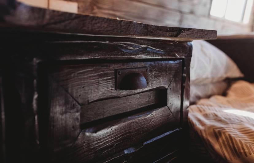 Faith – custom build camper – furniture
