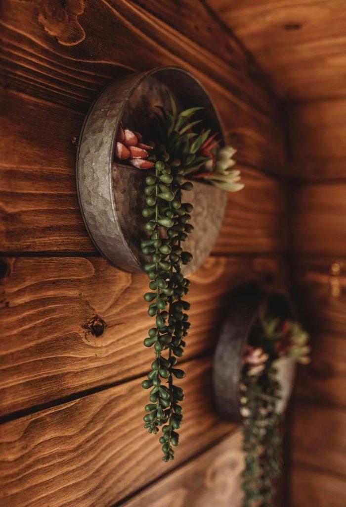 Faith – custom build camper – interior design walls