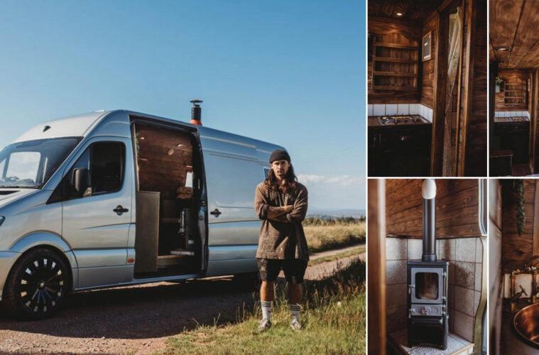 Faith - the Sprinter custom built campervan