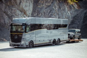 STX EILA EDITION ONE: Luxury Adventure Motorhome