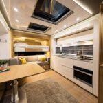 Luxury living space