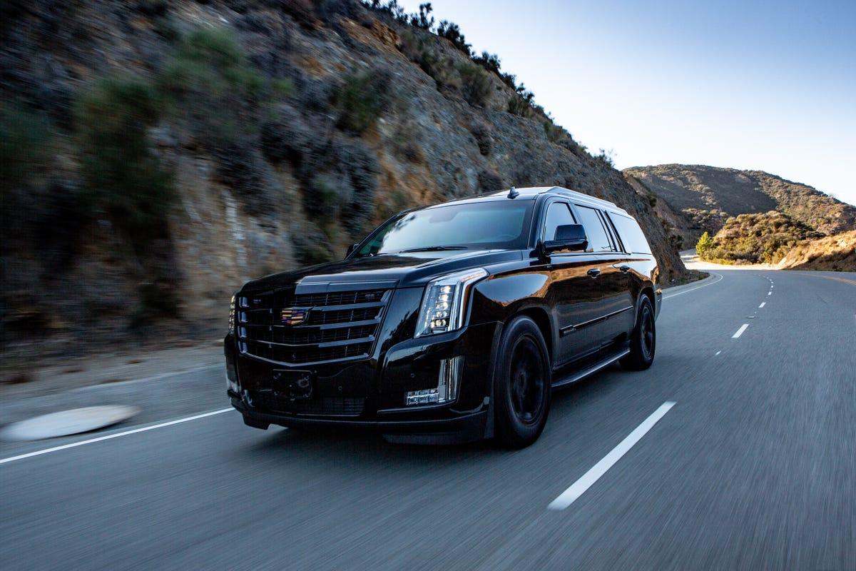 AddArmor Cadillac Escalade Top End