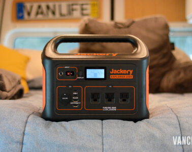 VanClan Jackery Review Banner