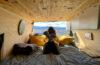 Free Camping in our van in Kamloops BC